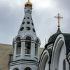 Close up of the Russian Orthodox Church in Havana