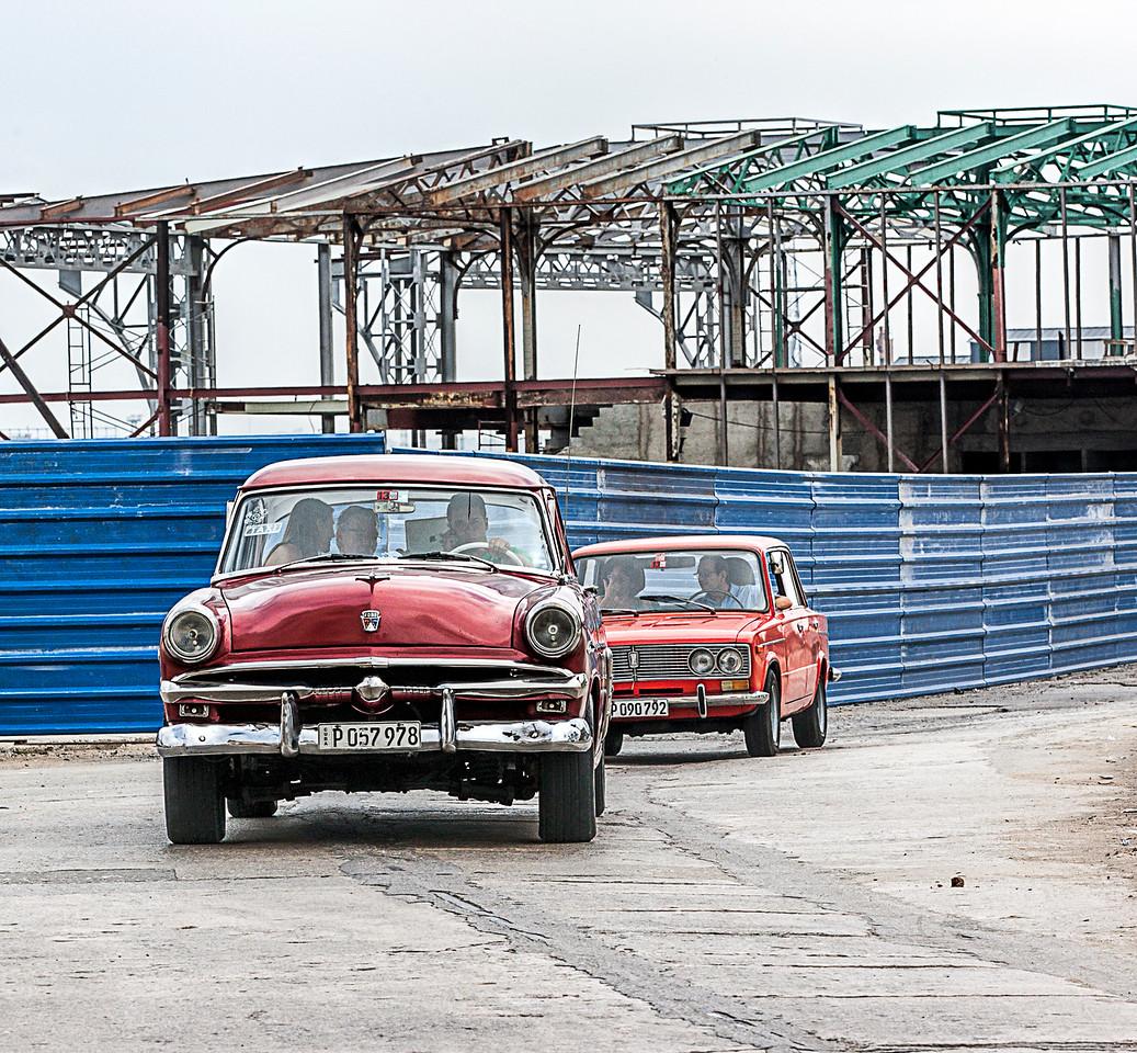 Historic American Cars