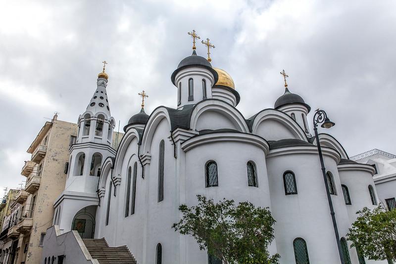 Russian Orthodox Church in Havana, Cuba