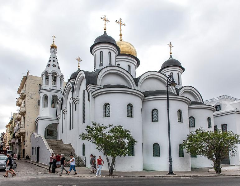 Russian Orthodox Church, Havana, Cuba