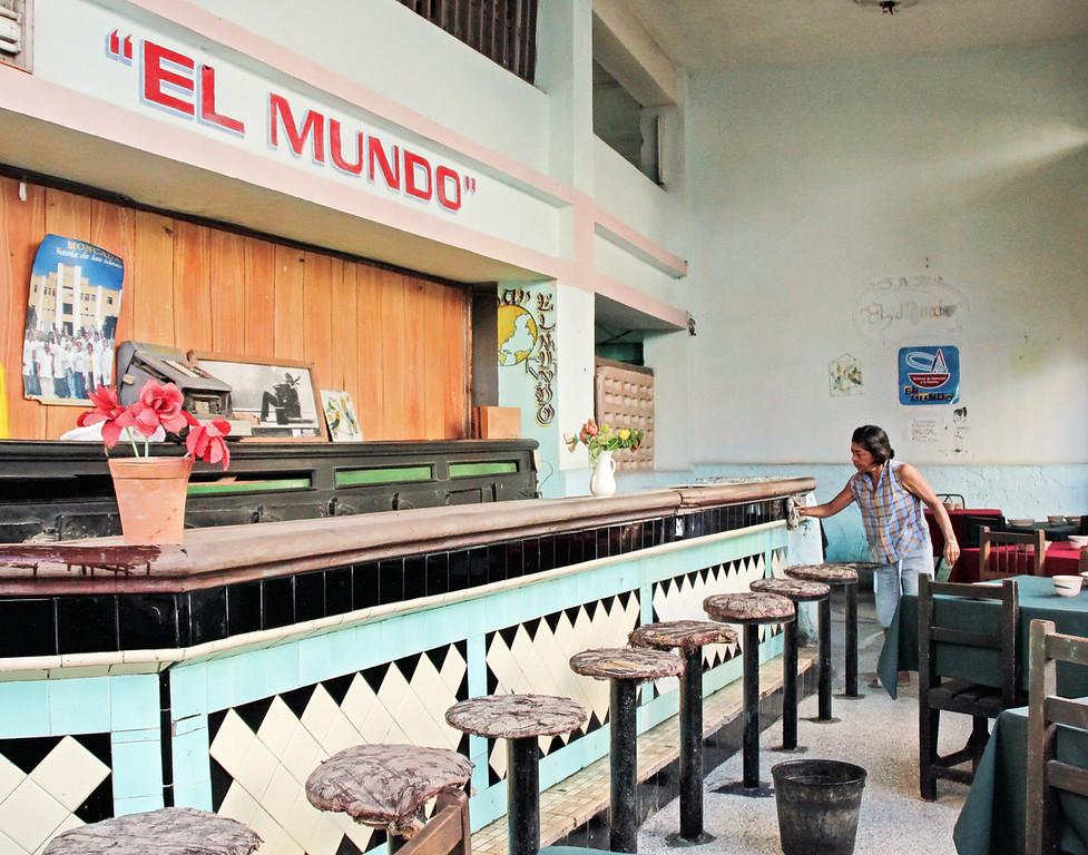 El Mundo Restaurante