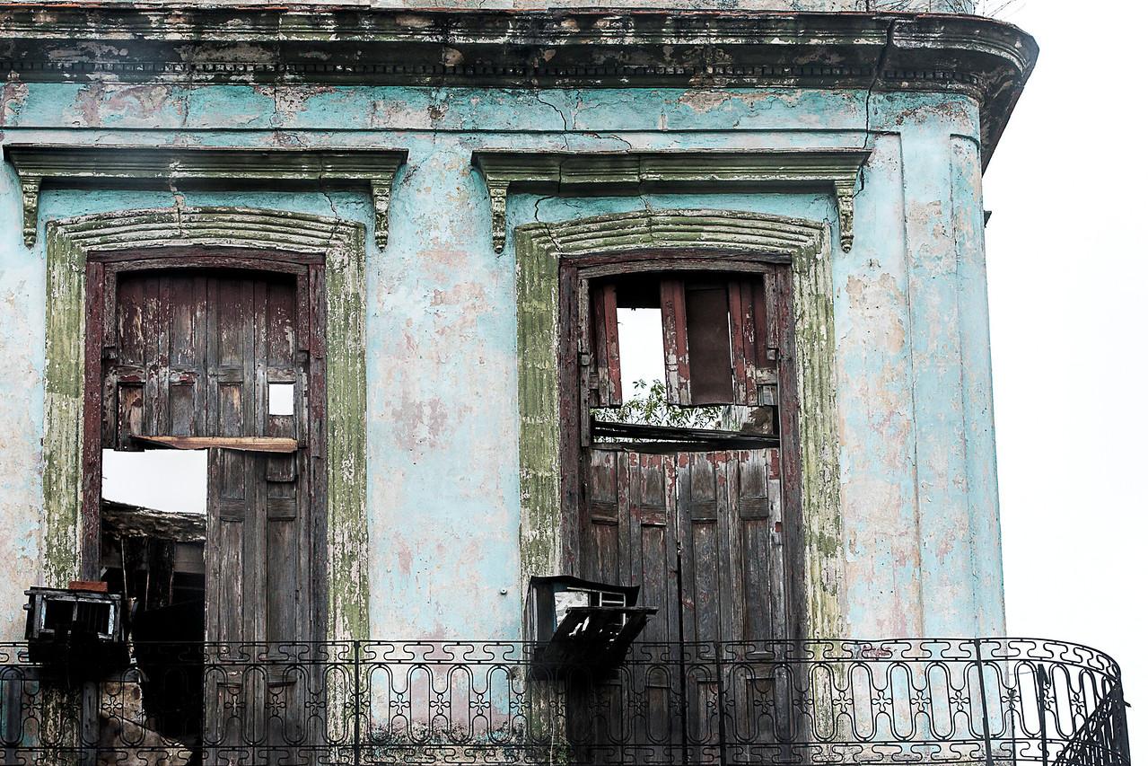 Balcony in Havana