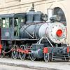 Historic American Steam Train