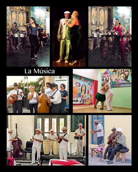 La Musica (The Music of Cuba)