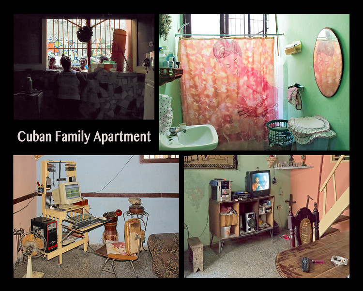 Cuban Family Apartment