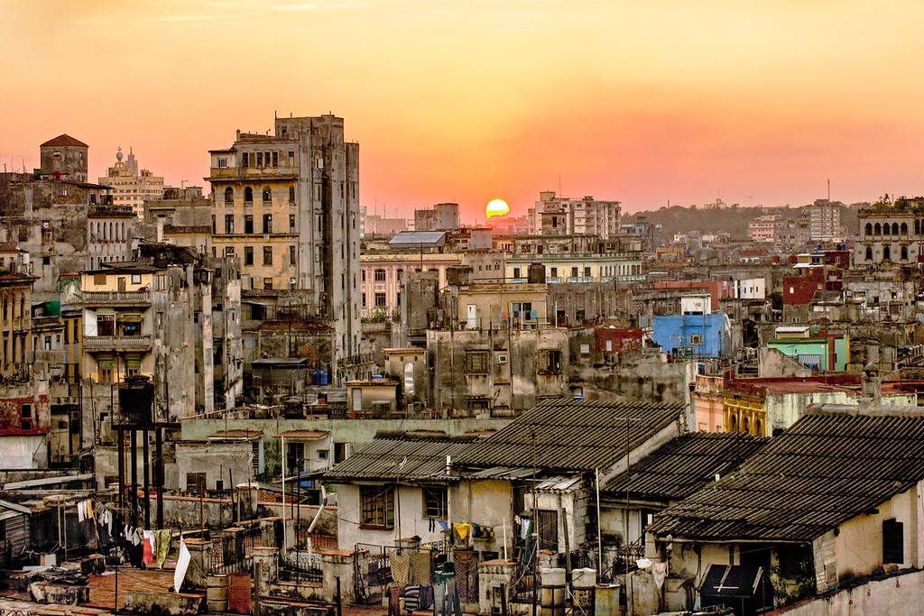 Havana Sunset