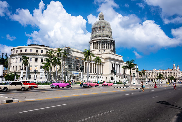 Havana Streets and Architecture
