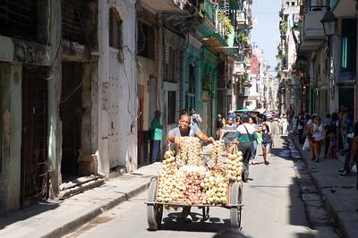 Saturday Afternoon in Havana