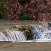 A cascade downstream from Mooney Falls.
