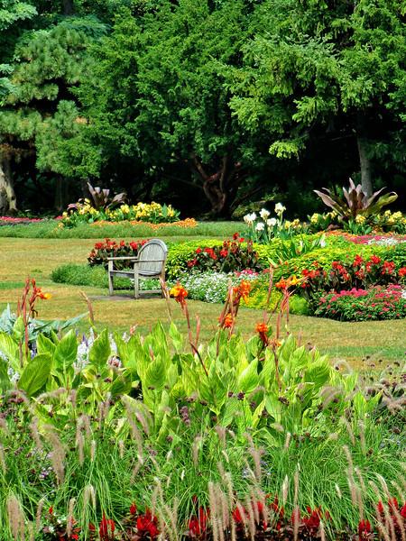 Garden Settee