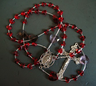 have a heart rosary