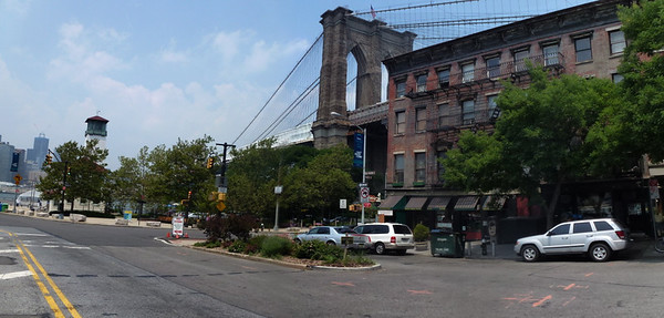 Old Fulton Street - Brooklyn Bridge