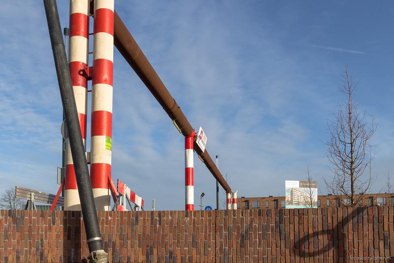 Afvoer grondwater naar de IJssel
