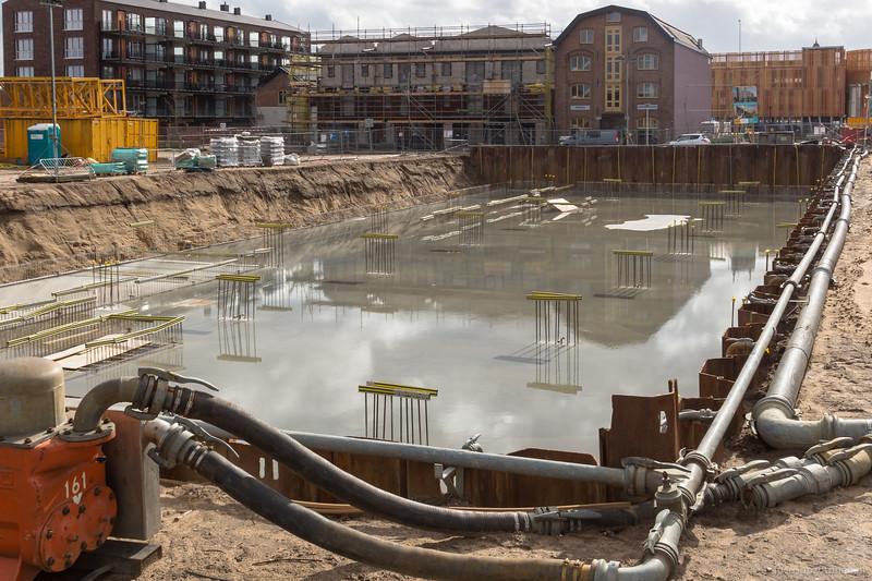 Nat beton...