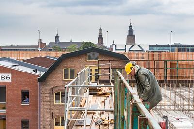 Ter hoogte van Pakhuis Noorderhaven