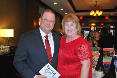 Dan and Tamrah Fogleman