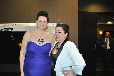 Brandy Lackey and Jennifer Rivas
