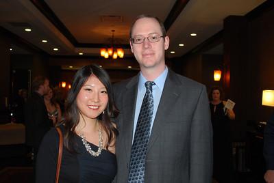 Julia Cvi and Andrew Horning