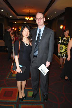 Julia Cvi and Andrew Horning_