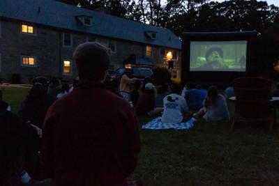 French Film Series: Outdoor Screening of Django