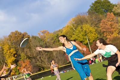 2016 Haverween Ultimate Frisbee Tournament