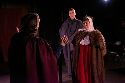 """Haverford College Spotlight Theater Co. presents """"The Lion in Winter"""""""