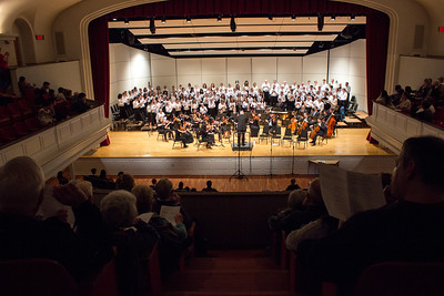 Haverford Chorale Concert Fall 2015