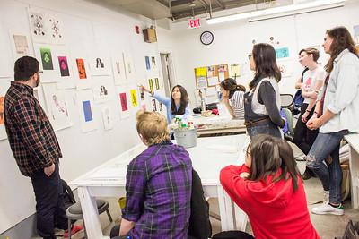 Cool Classes: Printmaking