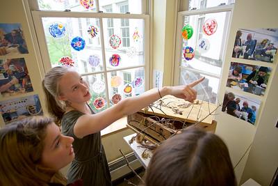Symbiosis: Art, Science & Community Opening Reception