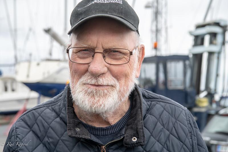 I år skal jeg være nissemand, afslørede tidligere havnefoged Jørgen Kruse