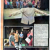 Floyd L Brandt Photojournalist<br /> Performing for the community Grant Olson one of the founders for the Montana Actors Theatre February 27, 2017 Havre, Montana<br /> High Line Living