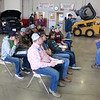 Havre Daily News/Floyd BrandtMontana State University Northern is hosted the 9th Annual TekNoXpo (Technology-Knowledge-Exposition) Thursday. High school students from around Montana were exposed to programs offered at MSU-N, Technical Sciences Agriculture, Automotive Technology, Construction Careers Technology, Diesel Technology and Nursing. Students had hands on operation to experience what each field would be like.MSU-N instructor Greg Clouse tells students about the Atomotive Technology center,