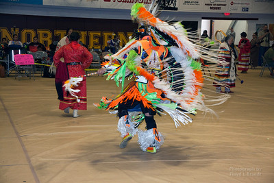 Havre Daily News/ Floyd Brandt  Sweetwater Pow Wow at Montana State University Northern April 01, 2017 Havre, Montana.