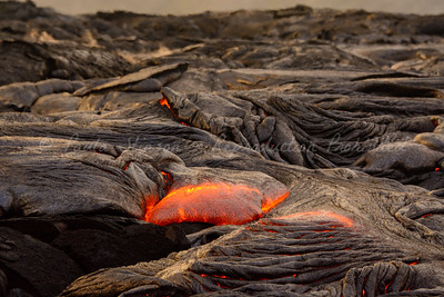 Surrounded by Lava
