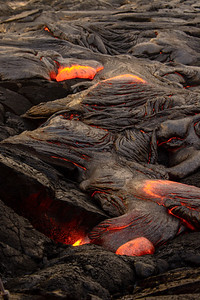 Ever-changing Lava Flow...