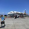 5/20/14 - It still feels wrong to take Alaska Airlines to Hawaii