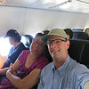 "5/20/14 - Our first ""selfie"" on the trip"