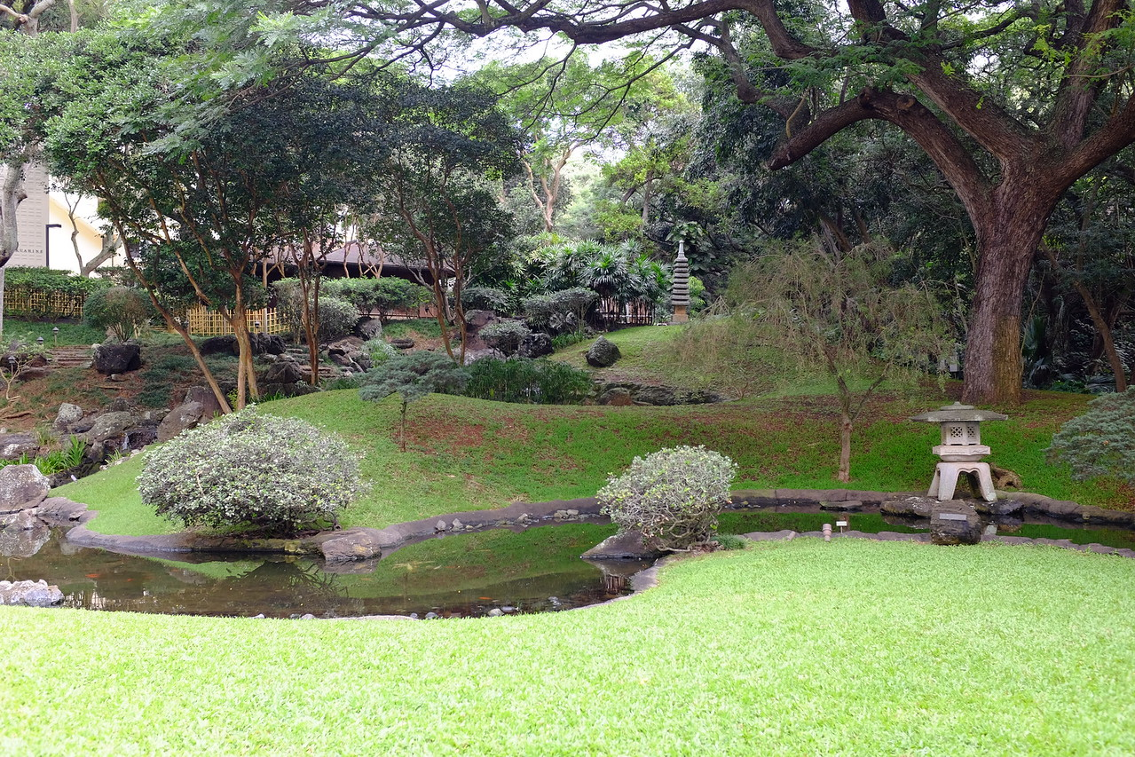 Japanese Garden, East-West Center
