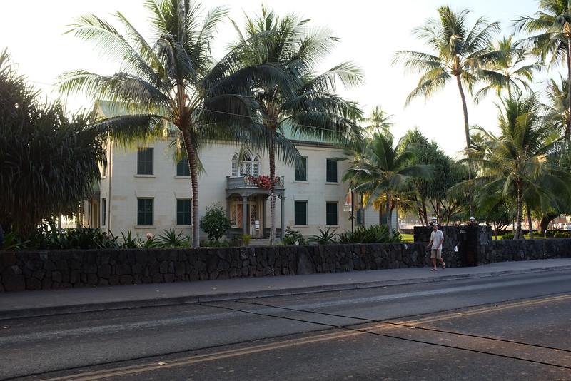Hulihe'e Palace, Ali'i Drive, Kailua-Kona