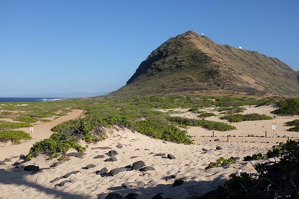 Ridge from Ka'ena Point