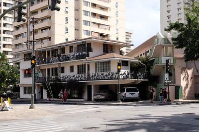 Waikiki house
