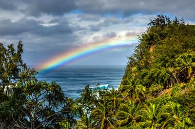 Peahi Rainbow