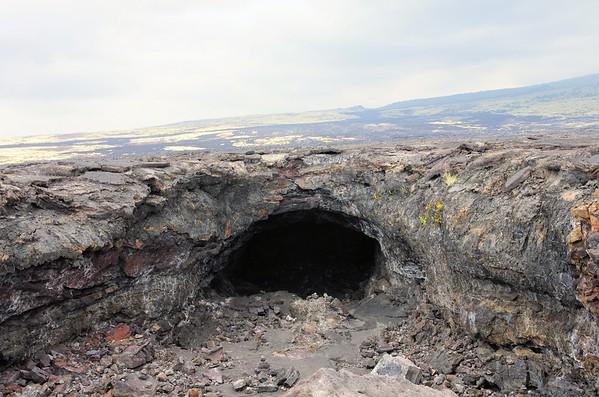 Kaniku Lava Flow Lava Tube