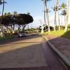 Bike ride from Hilton Waikoloa towards Kona