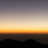 Waiting for the sun at Haleakala