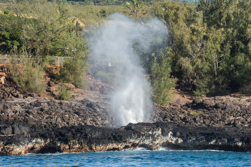 Great Blowhole - Kauai