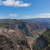 Waimea Canyon - called the Grand Canyon of the Pacific