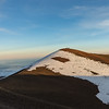 Mauna Kea Summit with Snow