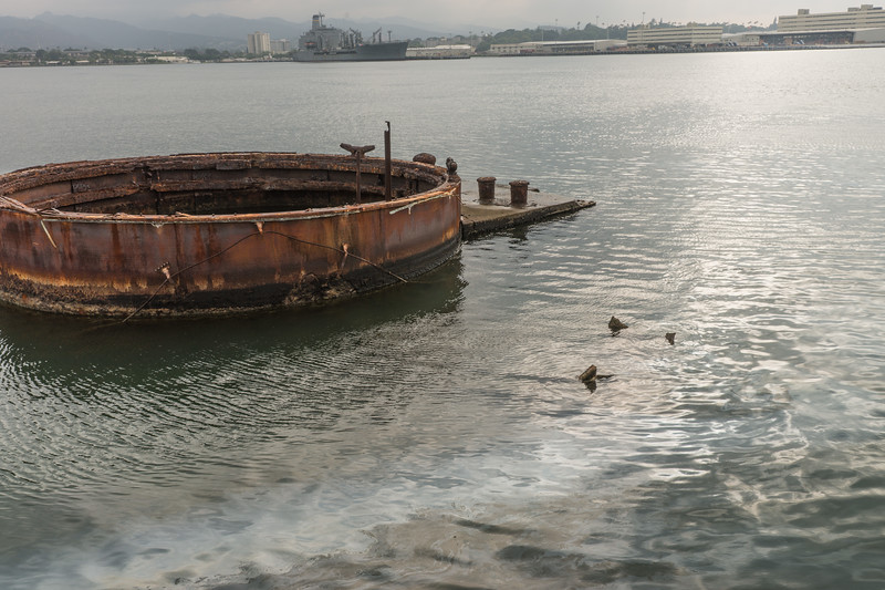 USS Arizona Remains