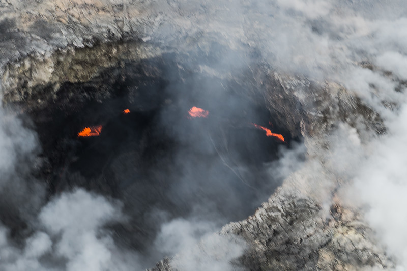 Another View Inside the  Crater
